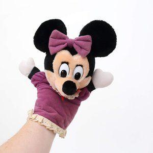 Vintage mini mouse puppet